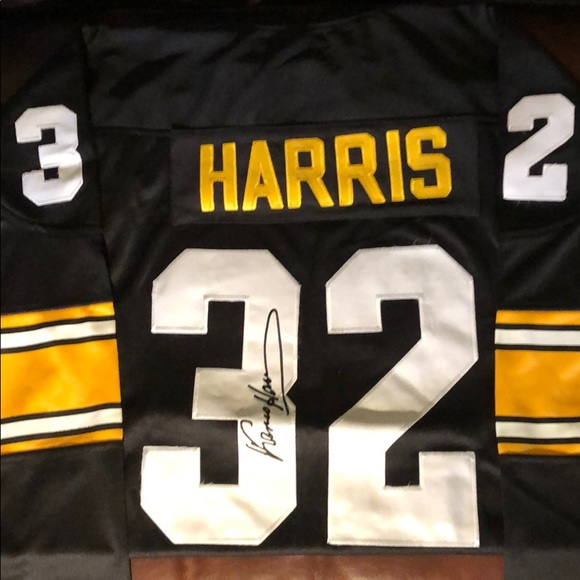 new arrival 311e2 e41bc Legendary NFL RB Franco Harris Jersey size 60